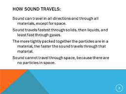 can sound travel through space images Sound energy notes ppt download jpg