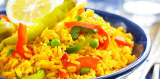 cuisiner espagnol riz à l espagnole facile et pas cher recette sur cuisine actuelle