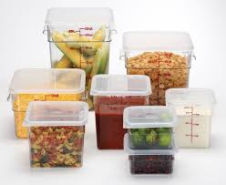 kitchen food storage ideas terrific cambro food storage containers with super tough clear