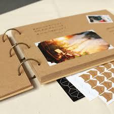 family photo albums online shop a4 56p kraft diy handmade baby album creative