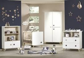chambre sauthon chambre bébé oslo de sauthon complète moderne le trésor de bébé