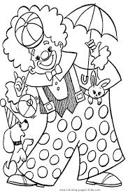 94 clowns u0026 scarecrows images drawings