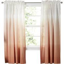 Orange And Beige Curtains Modern Orange Curtains Drapes Allmodern