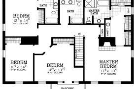 floor plans for 4 bedroom homes modern house plans 4 bedroom cape cod plan master floor simple