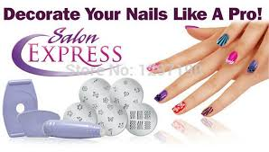 nail guides for french manicures picture more detailed picture