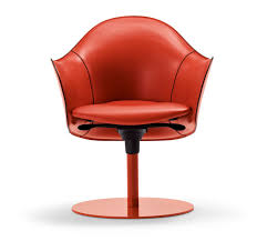 Who Invented The Swivel Chair by Lopod Armichair Fixed Enrico Pellizzoni