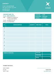 freelance invoice template u2013 invoice template word
