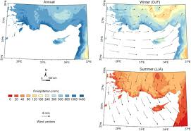 Mediterranean Climate Map Late Quaternary Glaciations In The Eastern Mediterranean