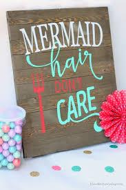 Mermaid Room Decor The 25 Best Mermaid Sign Ideas On Rope Mermaid