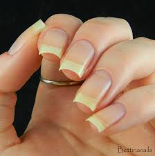 nail hardener before and after images