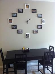 Clock Made Of Clocks by Homemade Wall Clock For Decoration U2013 Wall Clocks