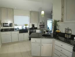 black kitchen cabinets with white countertops home furnitures sets bxp53662 the example of kitchen with white