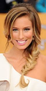 side hairstyles for long hair for prom prom hairstyles to the side