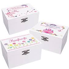 personalized ballerina jewelry box personalized ballerina jewelry box home kitchen