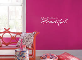 be your own kind of beautiful vinyl wall decal 1152 be your own kind of beautiful heart wall
