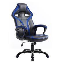 chaise bureau gaming chaise fauteuil de bureau gaming racing à bascule pivotant