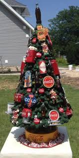 coca cola tree by danbury mint collectibles in plainfield il