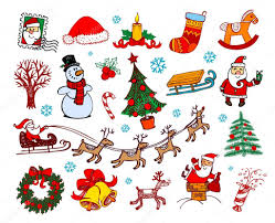 christmas ornaments u2014 stock vector azzzya 2834863