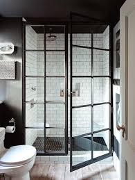 rustic modern farmhouse bath tour a great exle of a modern farmhouse bathroom design the glass