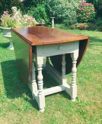antique drop leaf gate leg table this is what i want to do with the gate leg table i just got