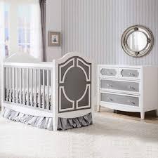 Simmons Convertible Crib Simmons 2 Nursery Set Convertible Crib And 4