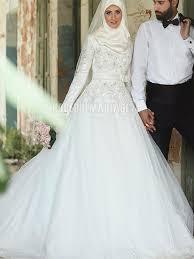 mariage religieux musulman le musulman et la robe de mariée pour musulman vêtements de