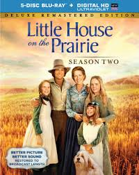 Little House On The Prairie by Little House On The Prairie Season Two Blu Ray Deluxe Remastered