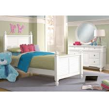 Value City Furniture Bedroom Sets by Seaside 5 Piece Full Bedroom Set White Value City Furniture