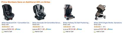 graco amazon black friday amazon additional 25 on graco britax and more prime members