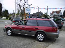 red subaru outback 2005 1997 subaru legacy outback u2013 pictures information and specs