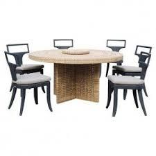 7 piece round dining room set foter