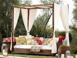 decorations shady patio with diy outdoor canopy design and
