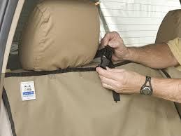 canine covers rear seat dog hammock car truck accessories com