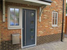 Contemporary Front Door Contemporary Composite Doors Apex Windows And Contractors Ltd