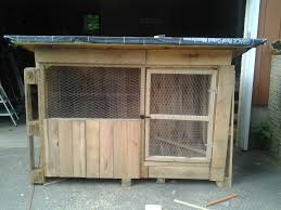 Viewing Gallery For Pallet Dog House Plans
