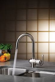 grohe ladylux kitchen faucet faucet 32245sd0 in stainless steel by grohe