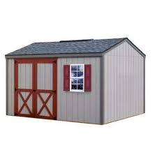 Mini Barns Michigan Best Barns Wood Sheds Sheds The Home Depot