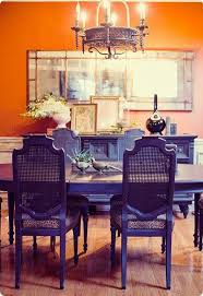 Dining Room Design Pinterest 15 Best Orange Dining Room Images On Pinterest Orange Dining
