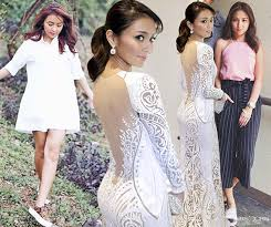 nadine re for eldzs nadine s outfits when she travels out of the country are to for she shares her ootd snaps on insram which make for great