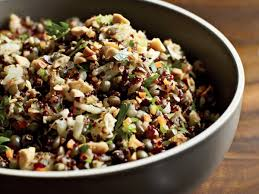 quinoa thanksgiving stuffing red quinoa and lentil pilaf recipe akasha richmond food u0026 wine