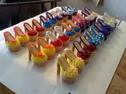 take a walk in grandma u0027s high heel cupcakes all things cupcake