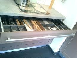 organisateur de tiroir cuisine organisateur tiroir cuisine range couteaux recoupable pour tiroirs