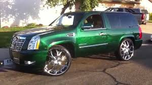 97 cadillac escalade 2011 cadillac escalade platinum 2 door green marble on 28