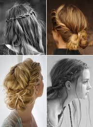 hairstyles to hide really greasy hair stylish ways to wear dirty hair beauty riot