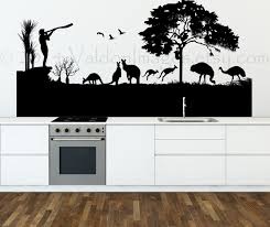 28 australia wall stickers wall decals for teenage girl australia wall stickers australian landscape wall decal vinyl wall decal australia