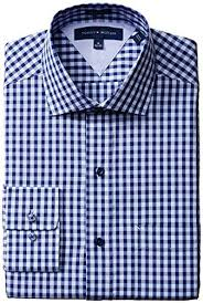 tommy hilfiger regular fit gingham shirt where to buy u0026 how to wear