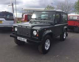 2000 land rover defender vehicles pvh landrovers
