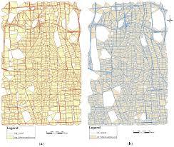 Tehran Map Ijgi Free Full Text A Quality Study Of The Openstreetmap