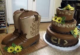 western wedding cakes wedding cakes