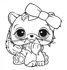 get this littlest pet shop cute animals coloring pages for kids